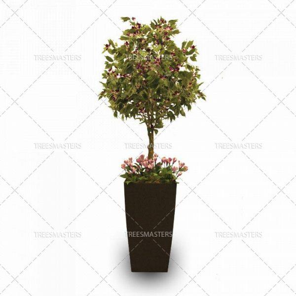 Искусственное дерево: Бугенвиллея 2.1м