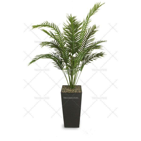 Искусственный куст, травянистая пальма Ховея