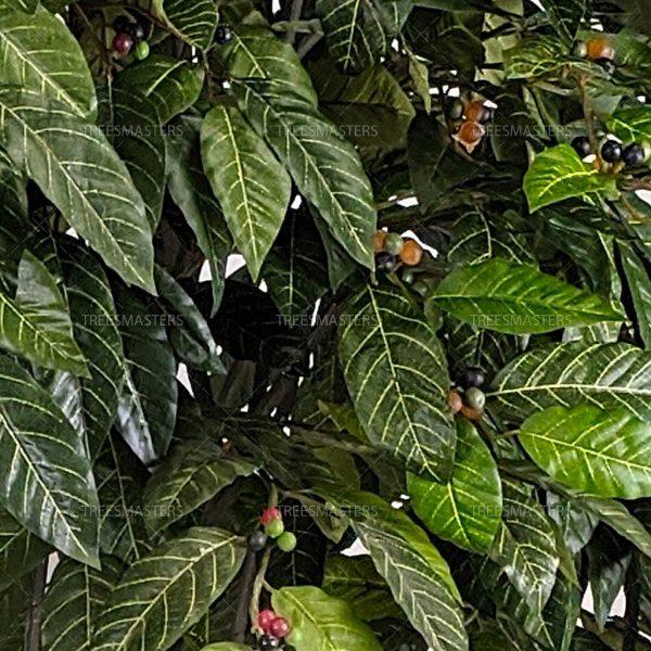 Искусственное кофейное дерево, 150-210см