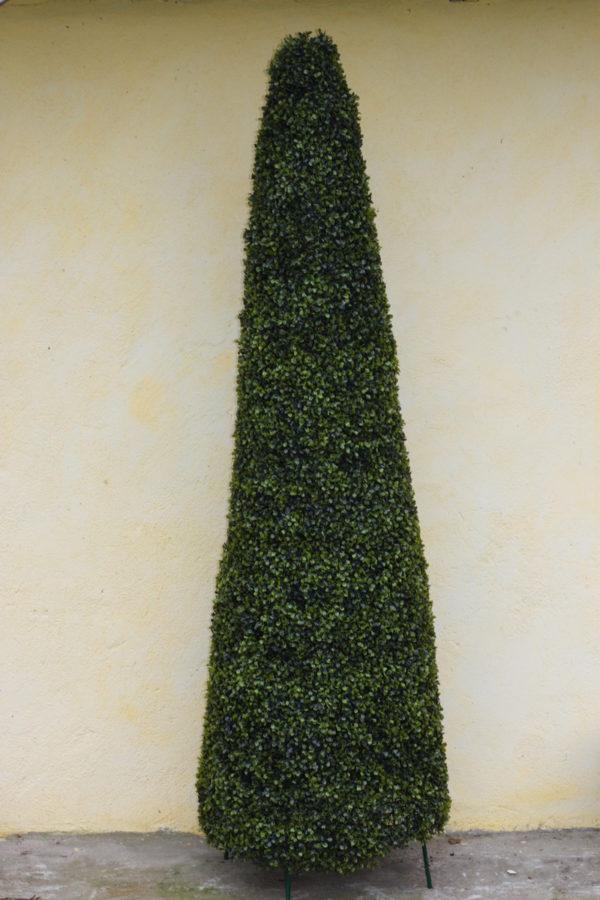 Искусственный самшит в форме конуса, 50-250 см