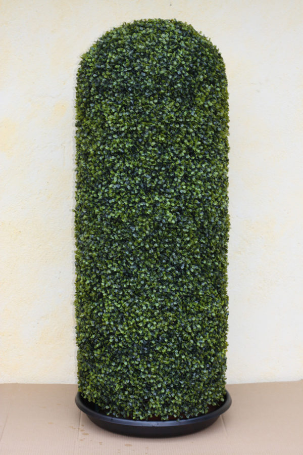 Искусственный самшит «вытянутая полусфера», 50-250 см