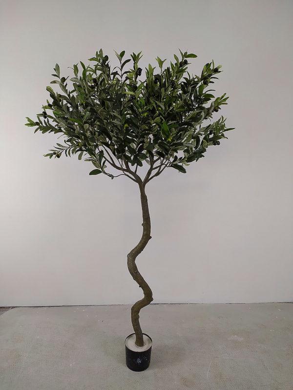 Искусственная олива высотой 150-210см