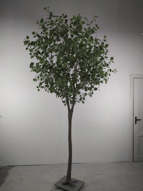 Искусственное дерево: Эвкалипт, 285см